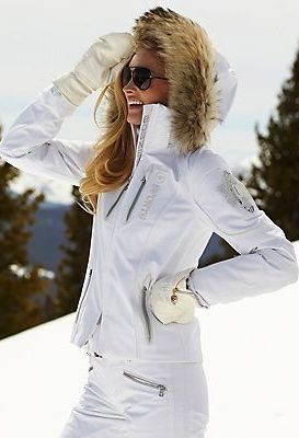 Pin von Fussel auf WHITE WINTER   Ski outfits, Skioutfit
