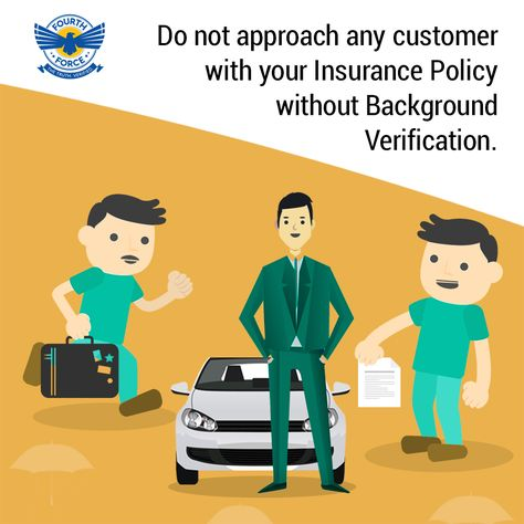 Raise A Background Check On Your Customers Before You Offer Them