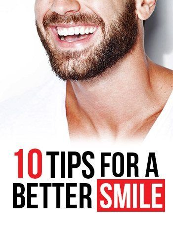 A Smile That Attracts Women 10 Tips For Smiling Better How To Smile Better Better Men Real Men Real Style