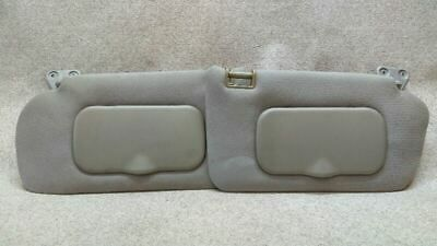 Pair L R Sun Visors Gray Fits 04 06 Nissan Sentra Z45 173169 Nissan Sentra Automotive Accessories Visors