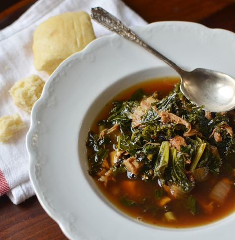 5 Nourishing Turkey Soups