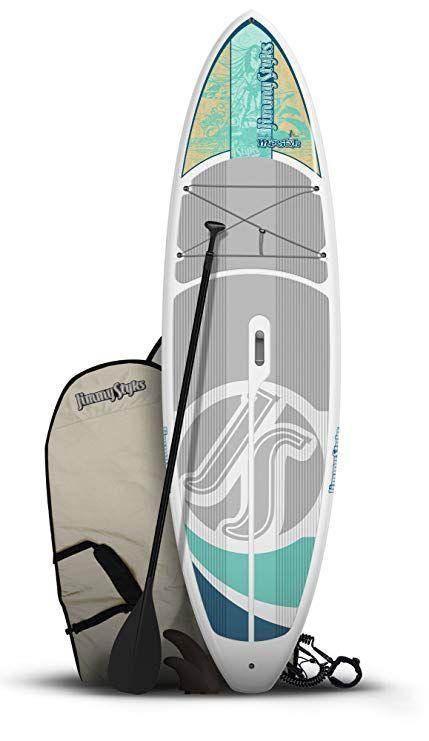 Jimmy Styks Misstyk Stand Up Paddle Board Review Standup Paddle Paddle Boarding Paddle