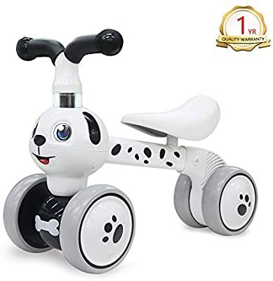 Amazon Com Ygjt Baby Balance Bikes Bicycle Kids Toys Riding Toy For 1 Year Boys Girls 10 36 Months Baby S First In 2020 First Birthday Gifts Ride On Toys Baby Balance