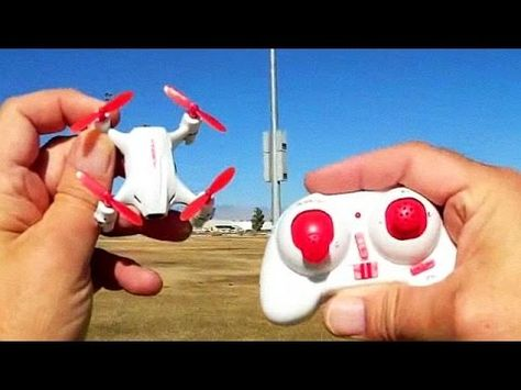 Hubsan Nano Q H Camera Drone Flight Test Review Drone Videos - Wearable drone camera can take wrist snap epic selfies