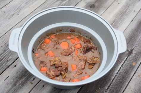 crock pot recept kalops