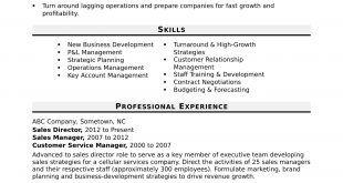 Telecom O M Resume Format Resume Resume Software
