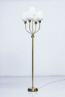 Floor Lamp By Hans Bergstrom For Atelje Lyktan 1940s 1 Floor Lamp Lamp Pendant Lighting