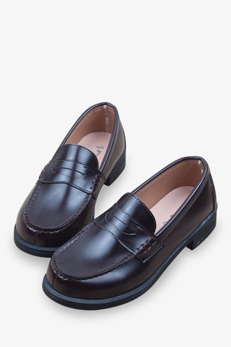 Nunn Bush Kent Herren Penny Loafer Kleid Schuhe Schwarz