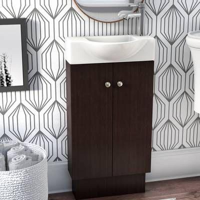 Koenig 18 Single Bathroom Vanity Set Single Bathroom Vanity Bathroom Vanity Vanity