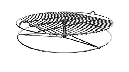 Grillup Height Adjustable Bbq Grill Grate 100 Stainless Steel