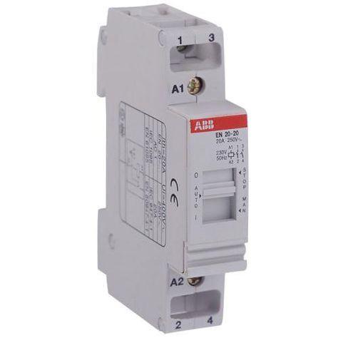 Contacteur Jour Nuit Abb 230 V 20 A Circuit Breakers