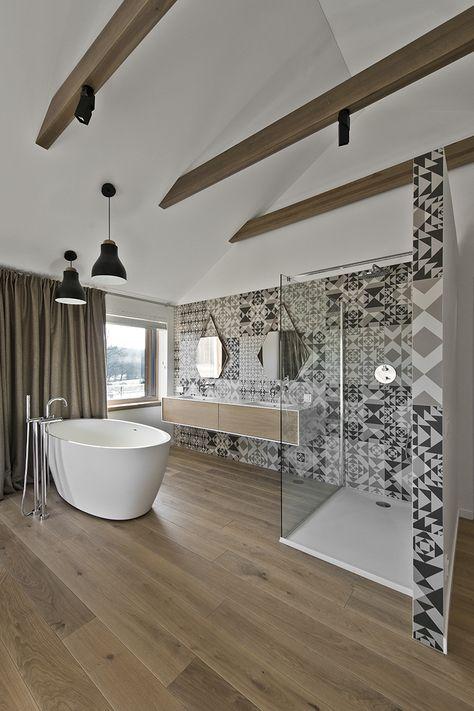 parquet pour salle de bain ou pièce humide | Amenagement ...
