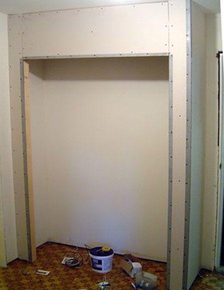 Diy Built In Closet Cupboard Build A Closet Diy Built In Wardrobes Remodel Bedroom