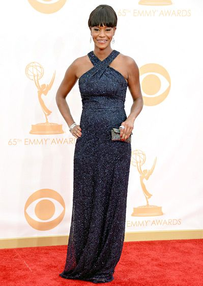 Emmy Awards 2013 Red Carpet Photos What The Stars Wore