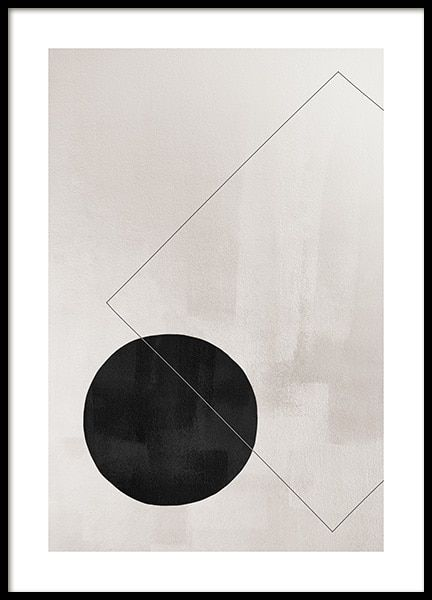 Abstract Color Blocks No2 Poster In 2020 With Images