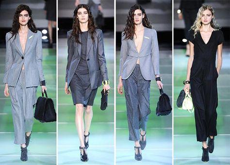 3cd97159210 Giorgio Armani Fall Winter 2014-2015 Collection - Milan Fashion Week   MilanFashionWeek  MFW  fashionweek
