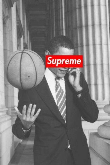 Obama21 Supreme Wallpaper Hype Wallpaper Hypebeast Wallpaper
