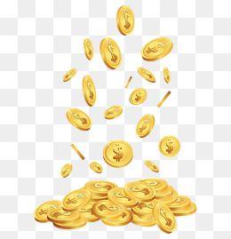 Gold Yellow Money Coin Vector Diagram Decorate Png Decoration Png Graphics Vector Diagram Png Decoration Graphics Pile Clipart Png Graphics Gold Clipart Coins