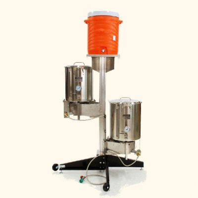 3 Tier Brew Stand Dimensions Pictures Brew Stand Brewing Beer