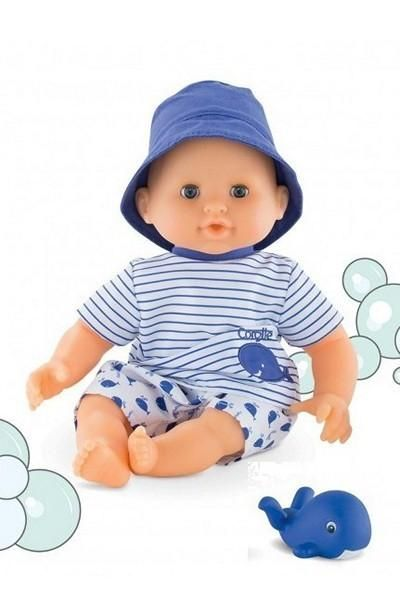 Splash And Play A Pool Bath Baby Doll For Boys And Girls Boy Doll Baby Bath New Baby Products