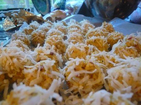Curried Chicken Balls