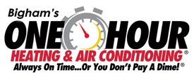 Bigham S One Hour Heating Air Conditioning Has A Staff Of