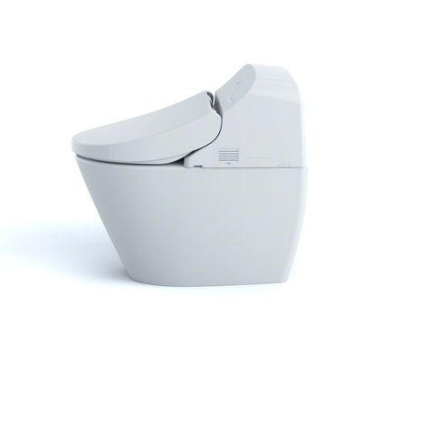 Toto Washlet G400 Bidet Seat With Integrated Dual Flush 1 28 Or