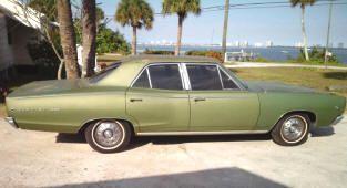1968 Dodge Coronet Sedan Classic Dodge Cars New Used Parts On