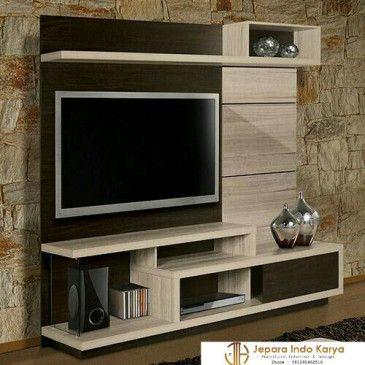 Desain Backdrop Tv Desain Produk Desain Furnitur Interior