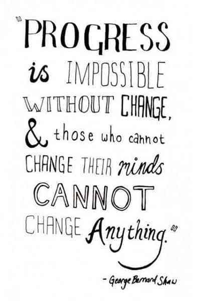 180+ Famous Quotes About Change And Growth In Life ...