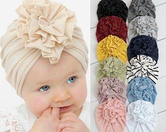Blush Baby Turban Headband Adult Headwrap Child/'s Turban Knotted Turban Headband Adult Turban Headband Toddler Headband