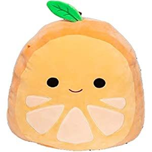 Squishmallow Kellytoy 2020 Fruits Collection Plush Toy 12 Orin The Orange Toys Games Puzzles Jigsaw Puzzle Animal Pillows Cute Stuffed Animals Plush Animals