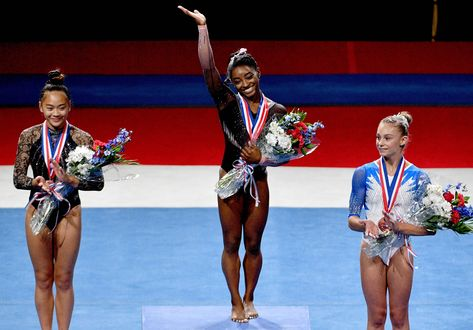 Most incredible photos from the 2019 U.S. Gymnastics