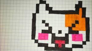 Pixel Art Facile Disney Kawaii Recherche Google Pixel Art Pixel Art