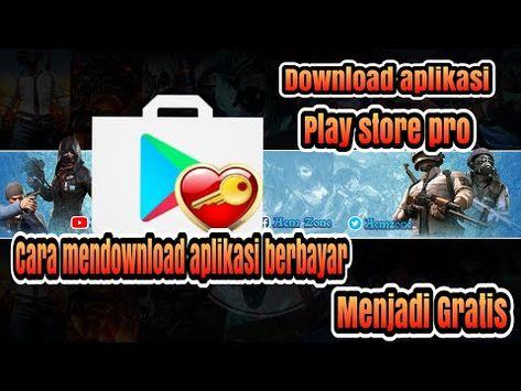 Cara Mendownload Aplikasi Play Store Pro