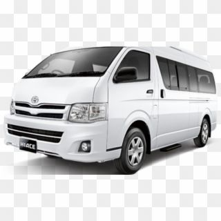 Toyota Hi Ace White Background Hd Png Download