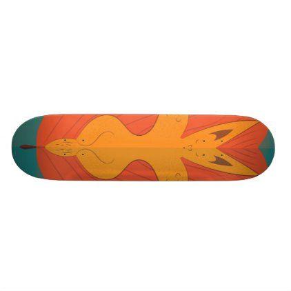 Fox Skateboard