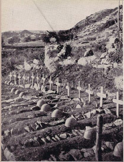 lupi cimiteri a Kaizza in albania-2