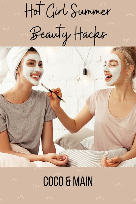 Here is a list of tips and tricks compiled from the wonderful contributors on Reddit that you can stow away for your hot girl summer! #beautyinspo #skincaretips #skincarehacks #hotgirlsummer #makeuphacks #makeupinspo #skincaretips #skincareDIY