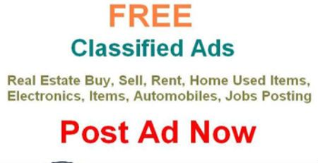 Place Free Classified Ads For Jobs