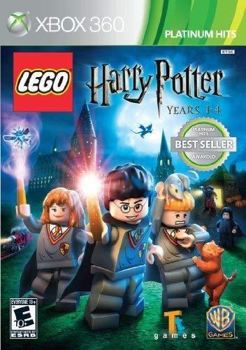 Lego Harry Potter Games