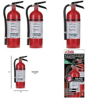 Sponsored Ebay Pro 210 2 A 10 B C Fire Extinguisher 2 Pack Fire Extinguisher Ebay Mounting Brackets