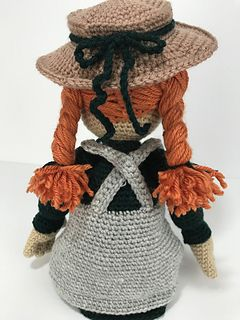 Anne With An E Green Gables Pattern By Holly S Hobbies Trico E