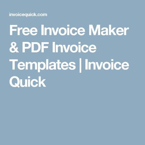 The 25+ best Invoice maker ideas on Pinterest Watch the mummy - easy invoice maker