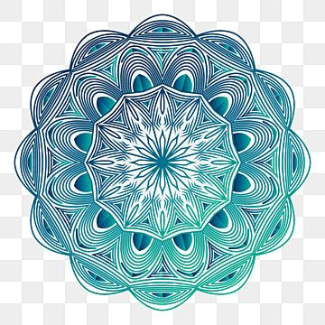 Luxury Mandala Design And Vector Background Illustration For Textile Fabric With Gradient Color Amd Png Colorful Texture History Islamic Png And Vector With Mandala Design Gradient Color Vector Background