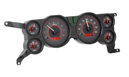 Add a custom look to your Fox Body interior with a Dakota Digital 1979-1986 Mustang instrument cluster. Shop Mustang Parts NOW! - FAST, Free Shipping!