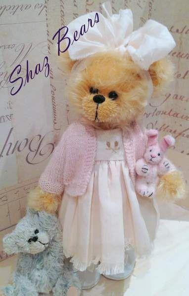 """Friends by Shaz Bears   I'm """"Stuffed""""   Pinterest)"""