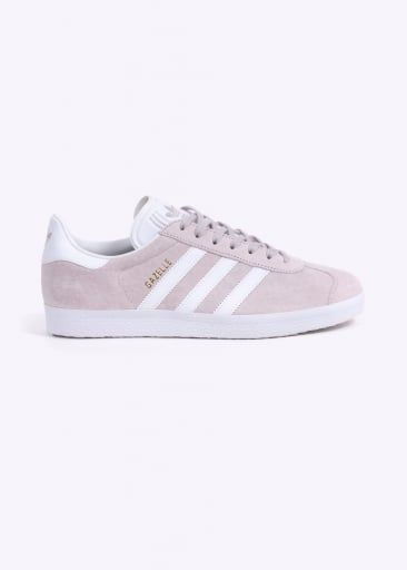 adidas originals ice purple suede gazelle unisex sneakers