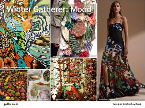 Vision 4: Autumn/Winter 2018/19 Print & Pattern Trend Report | Patternbank