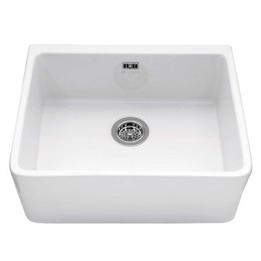 Clearwater Small White Ceramic Laundry Sink 395 X 610mm In 2020